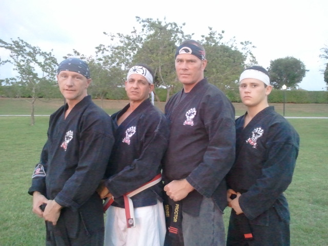 Black Belts of the Fox Dojo