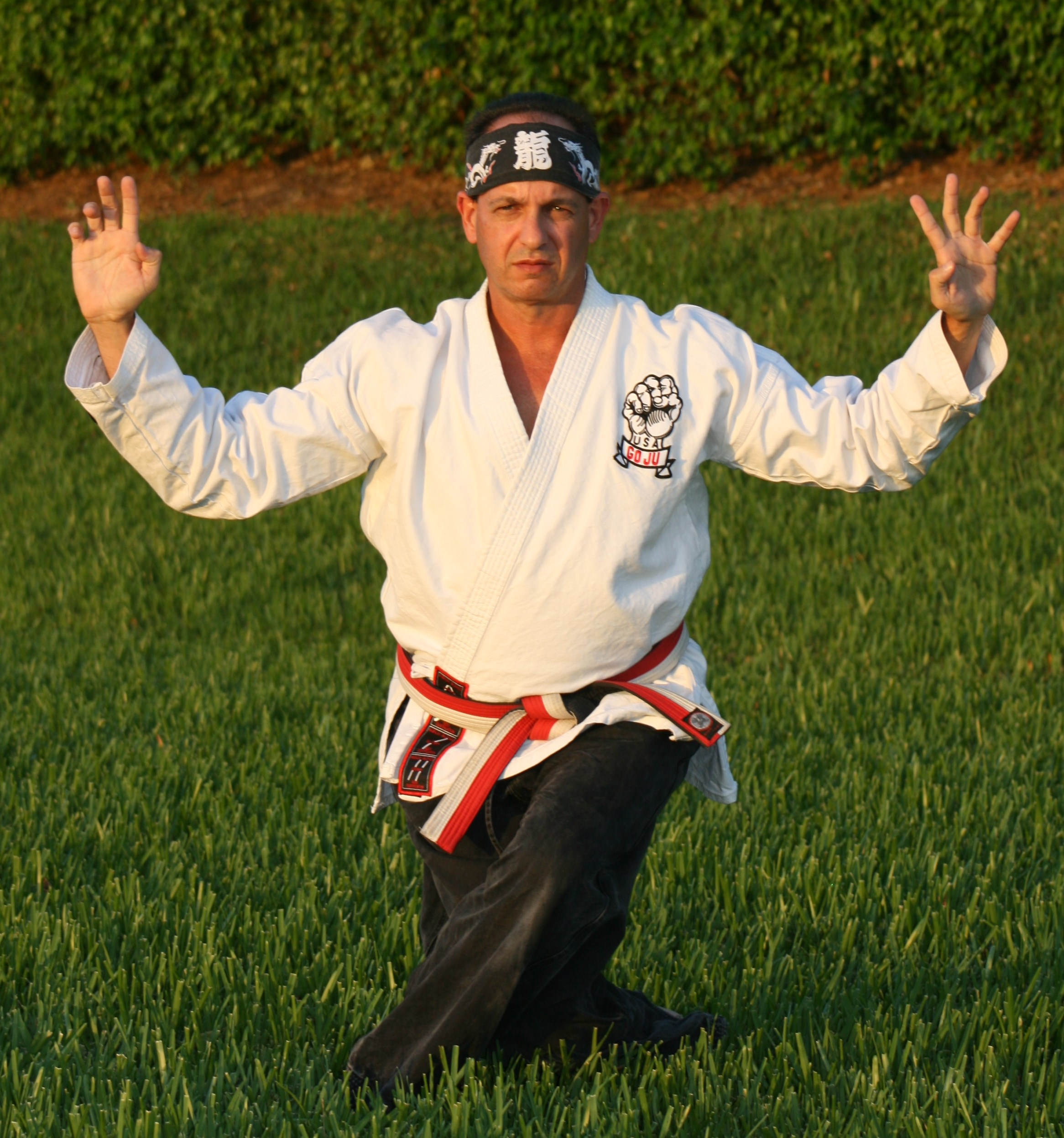 "Sensei David ""Fox"" Schopp"