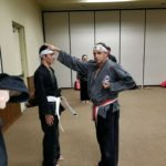 Promotions in the Adult Class, Monday Oct 2, 2017